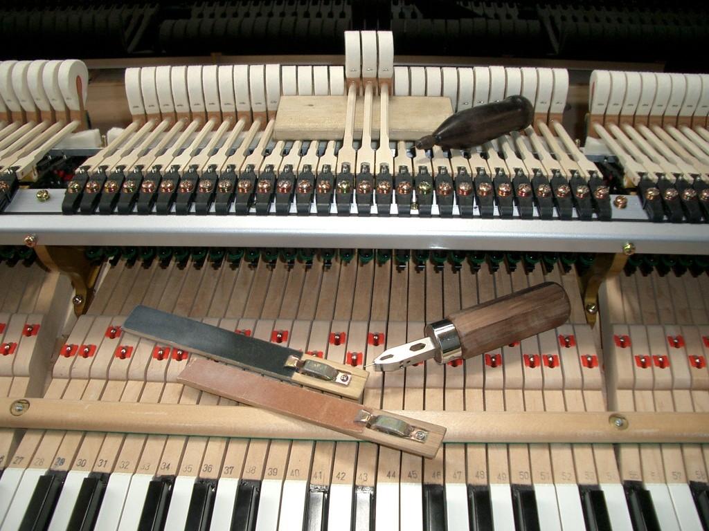 ピアノ整音 001