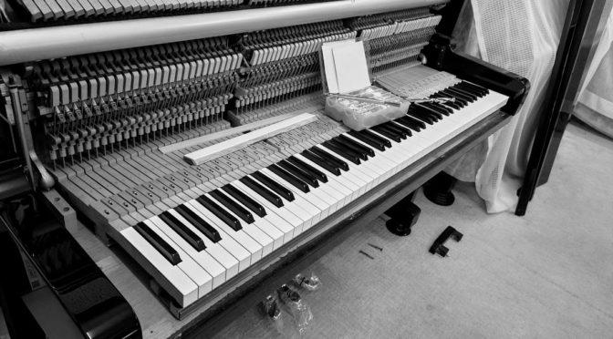 ピアノがもたらす縁